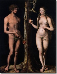Adam and Eve - 16 - Lucas Cranach the Elder