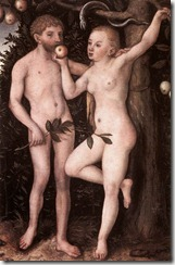 Adam and Eve - 17 - Lucas Cranach the Elder