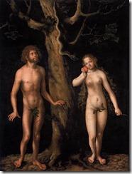 Adam and Eve - 18 - Lucas Cranach the Elder