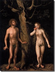 Adam and Eve - 18 - Lucas Cranach the Elder