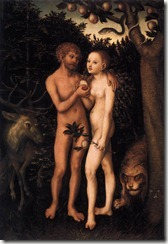 Adam and Eve - 19 - Lucas Cranach the Elder