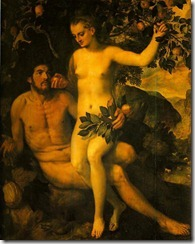 Adam and Eve - 21- Frans Floris De Vriendt - c 1547
