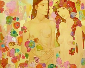 Adam-and-Eve-by-Maia-Ramishvili-born-1969-340x272.jpg