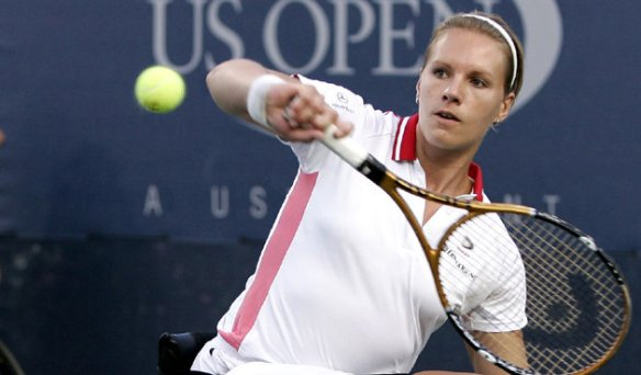 Esther Vergeer - US Open 2007