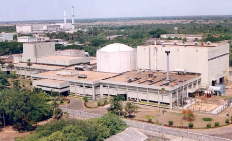 Kalpakkam Nuclear Power Plant