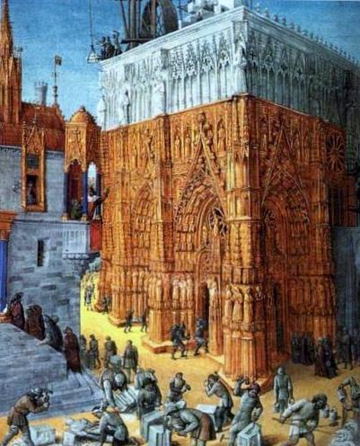 The Temple in Jerusalem (1/5)