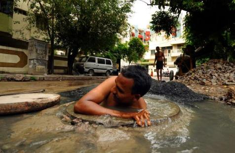 Manual scavenging - 04
