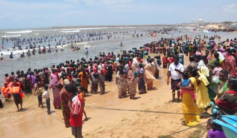 Koodankulam: Jal Satyagraha on September 13 (Photo: Tehelka)