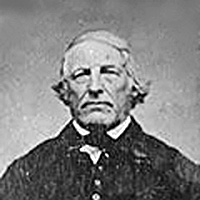 "The only known image of Samuel Wilson - ""Uncle Sam"""