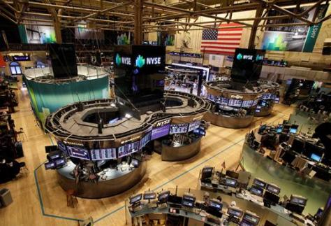NYSE shuts down