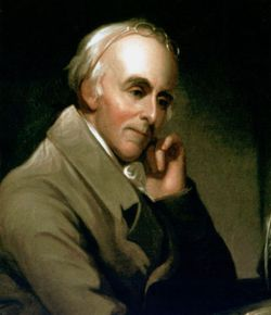 Dr. Benjamin Rush, painted by Charles Willson