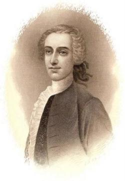 Thomas Hutchinson, the last civilian Royal Governor of the Massachusetts Colony..
