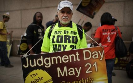 Judgement Day, May 21