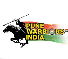 Logo - Pune Warriors India