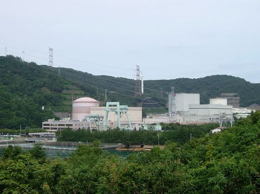 Tsuruga Nuclear Power Plant (The Japan Atomic Company)