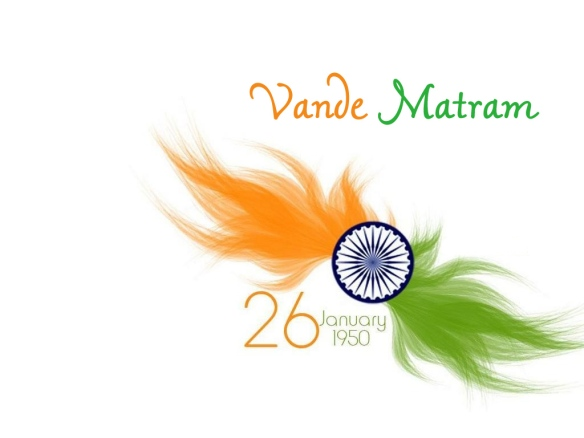 Republic Day - Vande Mataram