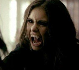 A female vampire
