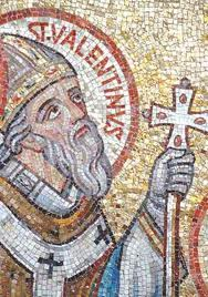 Saint Valentinus
