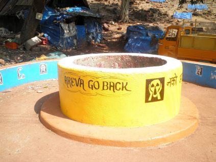 The Reality at Jaitapur - Areva go back