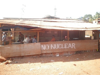 The Reality at Jaitapur - no-nuclear
