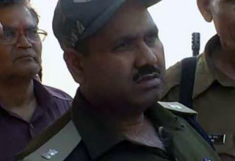 Keshav Chandra Goswami, ASP, Deoria.