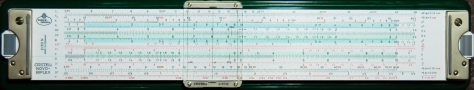 Faber Castell Slide Rule
