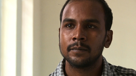 Mukesh Singh, the Delhi rapist says victim shouldn't have fought back (Source: bbc.com)