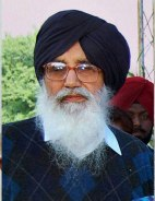 Parkash Singh Badal, Chief Minister of Punjab