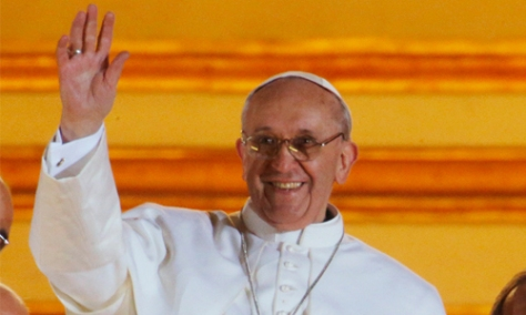 His Holiness, Pope Francis I