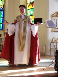 Vicar Mats-Ola Nylen - 2