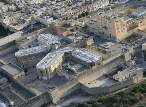 Corradino Correctional Facility, Paola, Malta