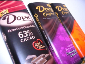 Extra Dark Chocolate - 63% Cacao