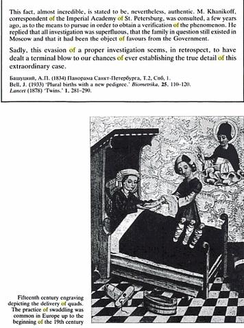 Feodor Vassilyev - A case of remarkable fecundity - 2