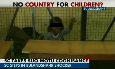 No country for children