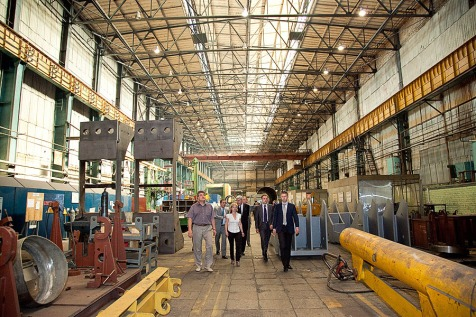 ZiO-Podolsk Engineering Plant manufactures steam generators for NPPs of the Russian design