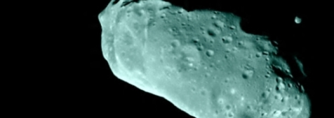 Asteroid 1998 QE2 - 1
