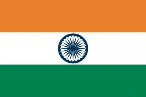 Indian Tri-Colour flag