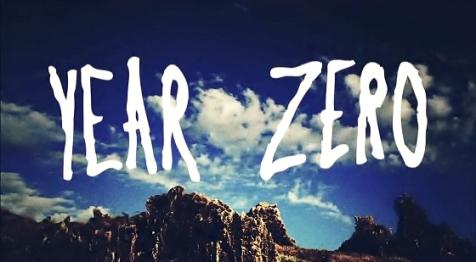 Year zero - blue