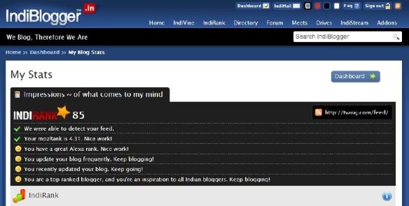 IndiRank - June 13, 2013