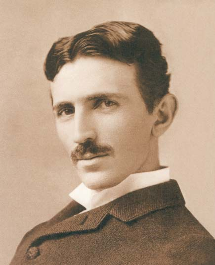 Nikola Tesla, the Obscure Genius (2/6)