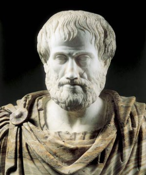 Greek philosopher Aristotle