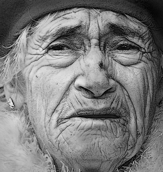 crabbit old woman essay This poem is the subject of one of the most enduring peaces of moderm hospital urban mythology the first time it came to the attention of nrc was at a conference — after it had been read.