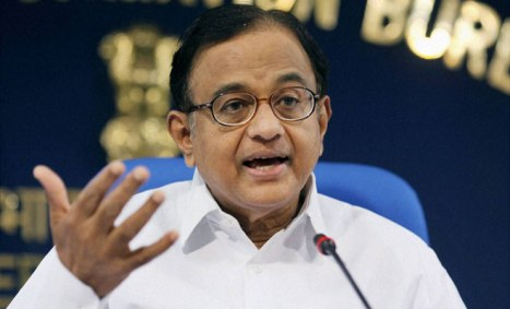 P. Chidambaram, Union Finance Minister