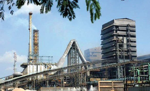 Sterlite's copper-smelting unit in Tuticorin, Tamil Nadu. (PTI File photo)
