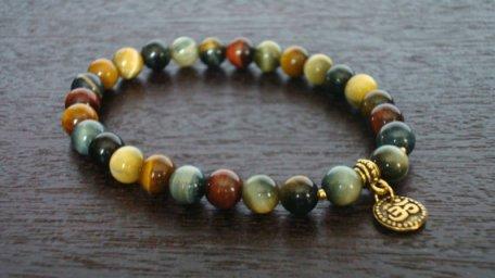 Buddhist 27-bead wrist malas
