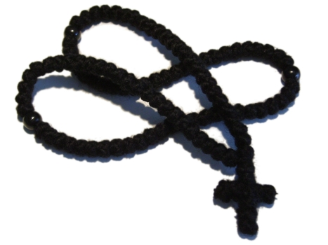 Eastern-Orthodox Prayer Rope