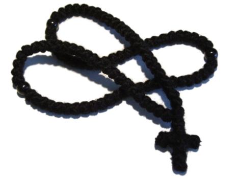 Eastern-Orthodox Prayer Rope