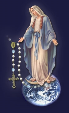 Mary world Rosary