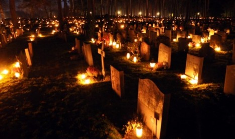 All Souls' Day night vigil