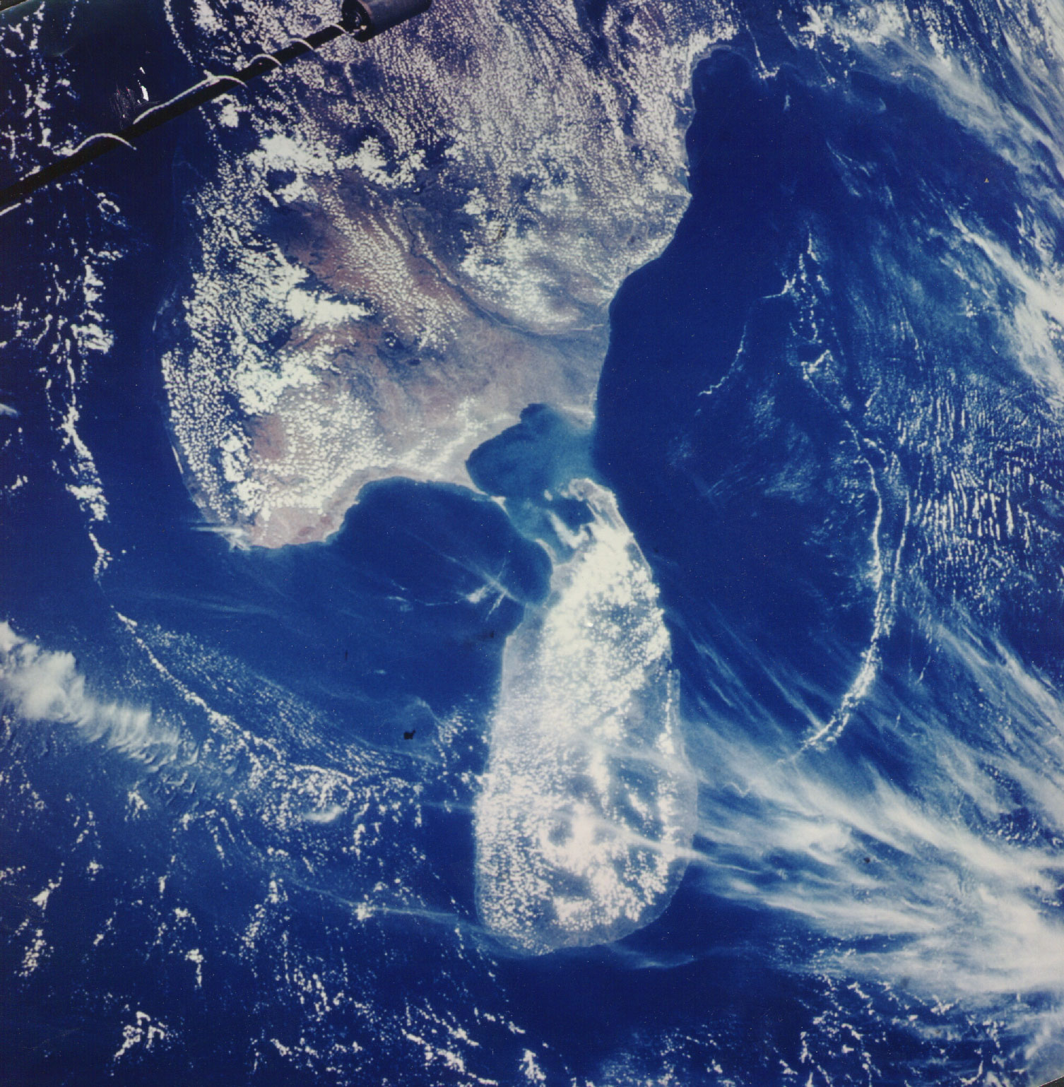 Sri Lanka, also known as India's Teardrop and the Pearl of the Indian Ocean, is an extension of peninsular India that got separated from the mainland.